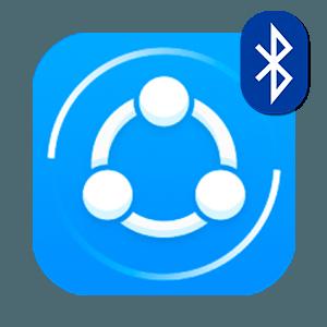 Передача SHAREit по bluetooth