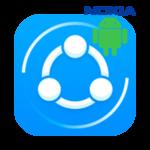 Скачать SHAREit для Nokia c ОС Android