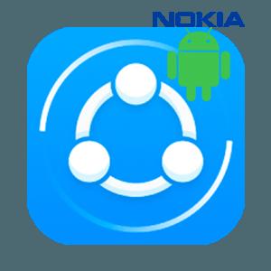 SHAREit для Nokia на Android