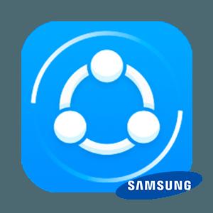 SHAREit для мобильных устройств Samsung