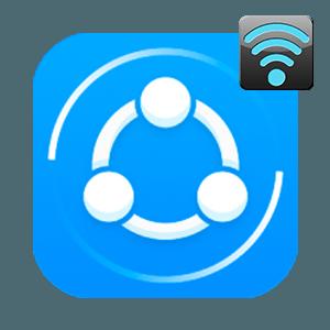 Синхронизация компьютера и телефона в SHAREit